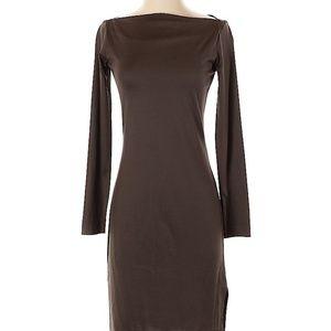DVF long sleeve dress